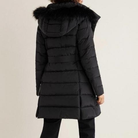 Продам зимний пуховик пальто - 3