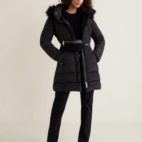 Продам зимний пуховик пальто - 4