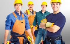 БРИГАДА строителей профессионалов окажет услуги по ремонтным работам