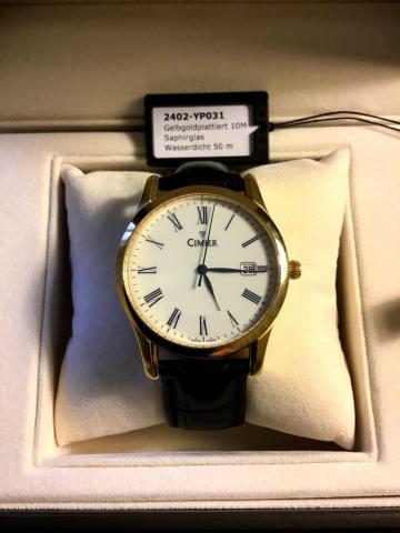 Часы CIMIER 2402-YP031 – новые - 2