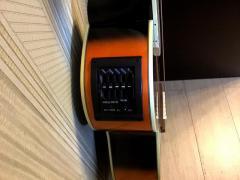 """Электрогитара  Martinez  """"FAW-2036 CEQ/VS""""  - с чехлом - Изображение 4"""