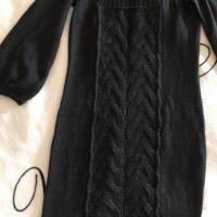 Продам плотное тёплое платье - Изображение 2