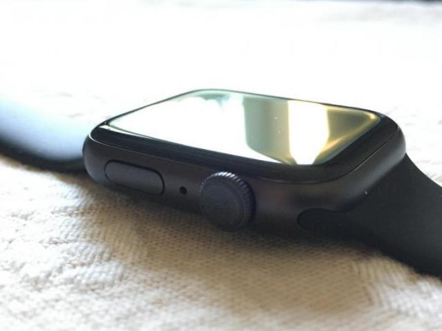 Продам часы apple watch 5 44 mm space gray - 1