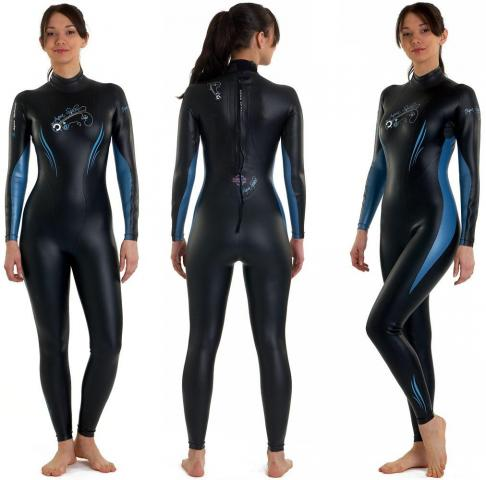 Wetsuits - 1