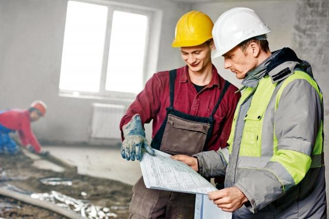 Окажу услуги на выполнение строительных работ - 1
