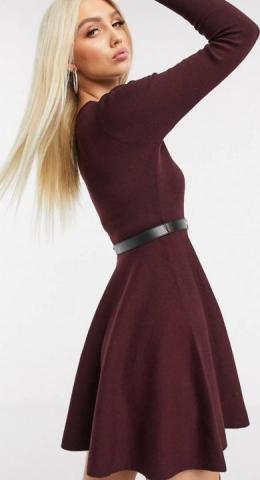 Продам новое трикотажное платье - 3