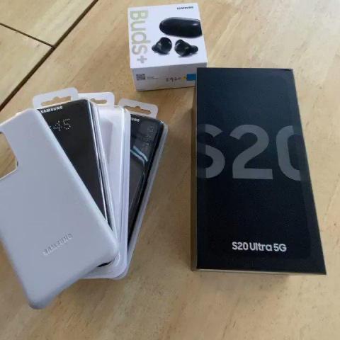 Samsung galaxy s20 ultra - 1
