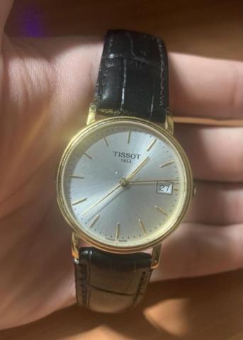 Продаю оригинальные часы tissot 1853 - 2