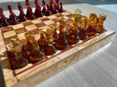 Шахматы из янтаря - Изображение 2