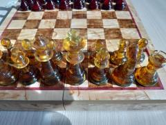 Шахматы из янтаря - Изображение 3