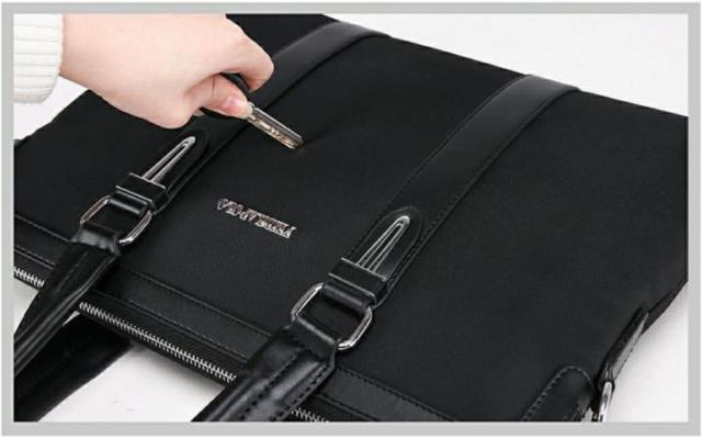 Продам деловую мужскую сумку - 2