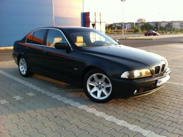 selling not expensive BMW E 39 AFTER RESTYLING - 1