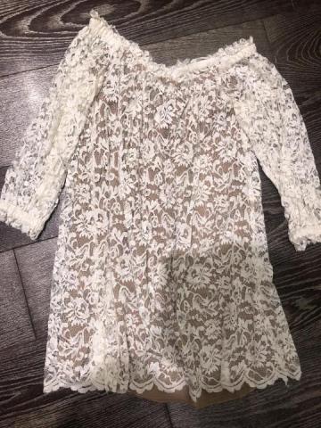 Продам кружевное платье - 2