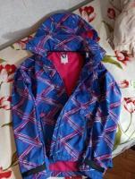 Продам спортивную почти новую  куртку - Изображение 1