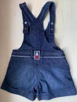 Продам джинсовый комбинезон - Изображение 2