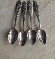 Продам ложки кофейные серебро - Изображение 1