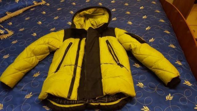 Продам куртку зимнию Gulliver - 1