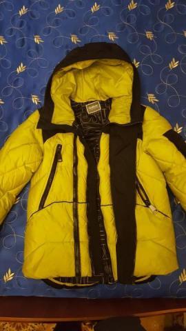 Продам куртку зимнию Gulliver - 2