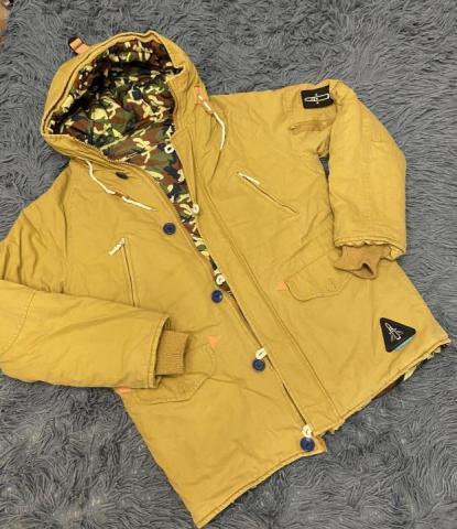 Продается куртка-парка - 1
