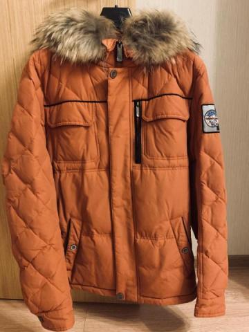 Продам мужскую зимнию куртку - 1