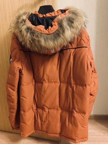 Продам мужскую зимнию куртку - 2