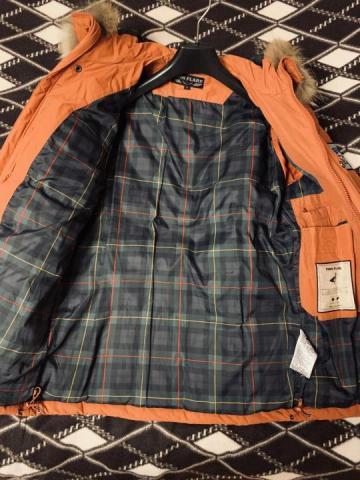 Продам мужскую зимнию куртку - 3