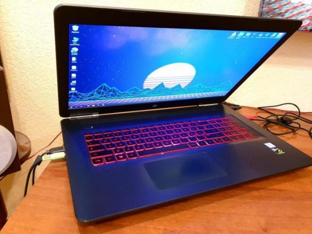 Продам игровой ноутбук HP - 2
