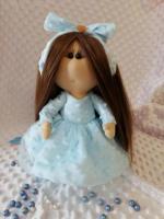 Продаю куклу ручной работы - Изображение 1