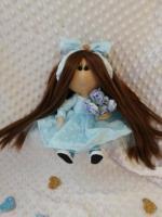 Продаю куклу ручной работы - Изображение 2