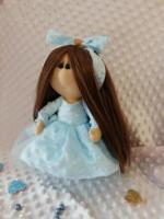 Продаю куклу ручной работы - Изображение 4