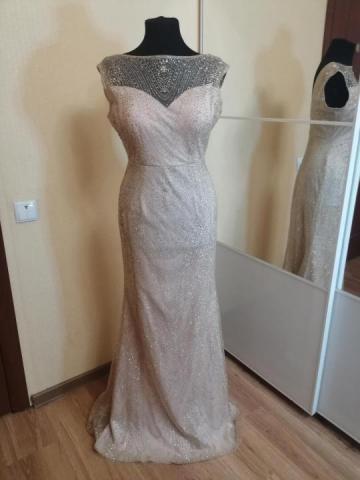Продаю потрясающее платье рыбка - 1