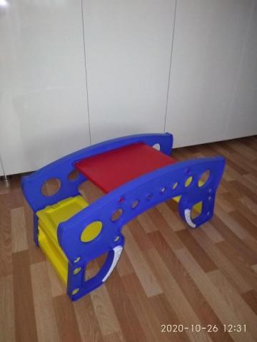Продам стол и качалка 2в1 - 1