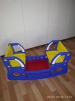 Продам стол и качалка 2в1 - Изображение 2