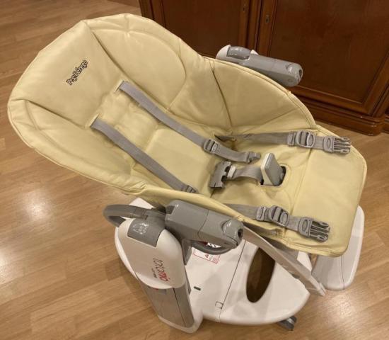 Продам UPDATE: бежевый стульчик - 1