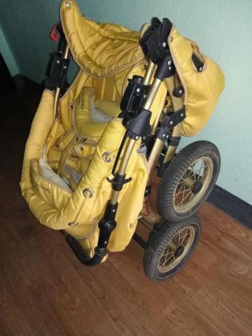 Продам коляску-трансформер - 1