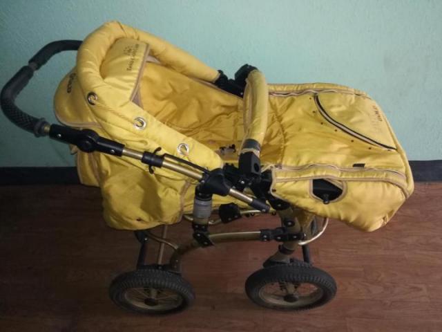 Продам коляску-трансформер - 2